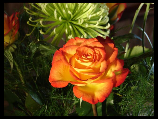 Norwegian flower bouquet