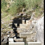 May 2007 - Salmon stairs in Modalen