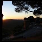 September 12, 2007 - Montalcino sunset