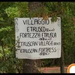 September 16, 2007 - Etruscan village