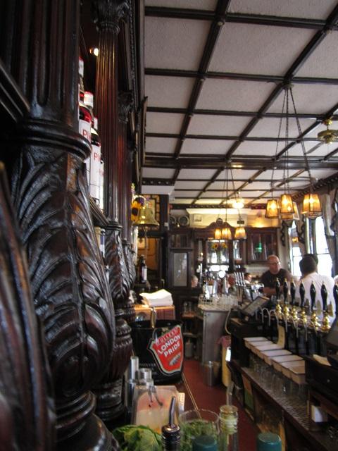Museum Tavern interior