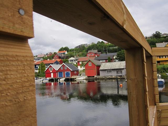 view at Kafè Engeline