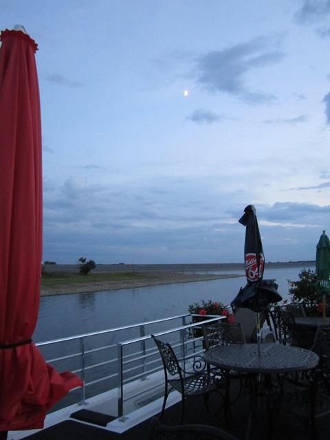moonlight from J&K houseboat