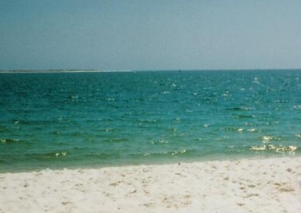 Pensacola Naval Air Station Beach