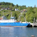 Ole Bull ferry