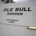 Ole Bull ferry - August 2007