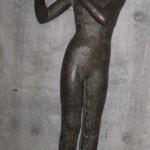 Grieghallen statue
