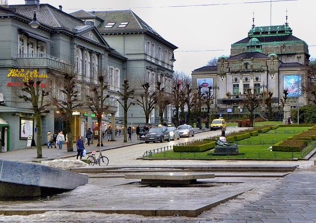 Logen Teater and Den Nationale Scene