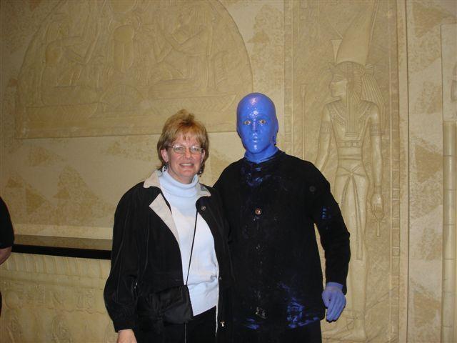 Blue Man Group, Las Vegas