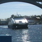 June 6, 2010 - express boat arriving in Haugesund