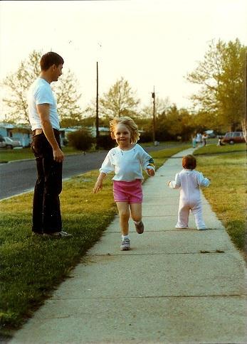 April 1987 - Fort Dix, New Jersey