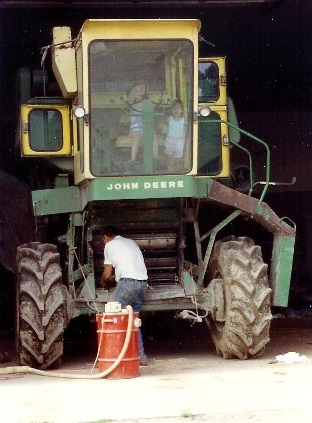 1988 - New York State farmer