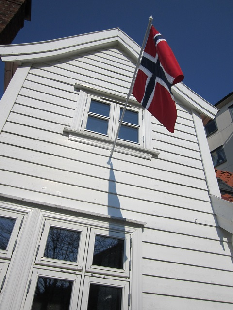 Marcy 30, 2014-03-30 - Sandviken in Bergen, Norway