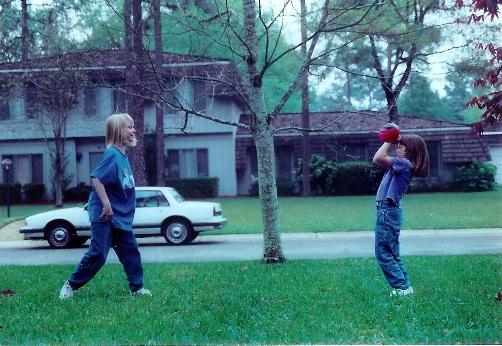 April 1992 - Pensacola, Florida