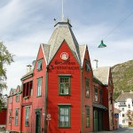 Sandviken Fire Station in Bergen, Norway