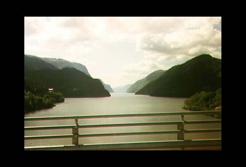 Kallestadsundet Bridge
