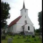 Hosanger church, Osterøy