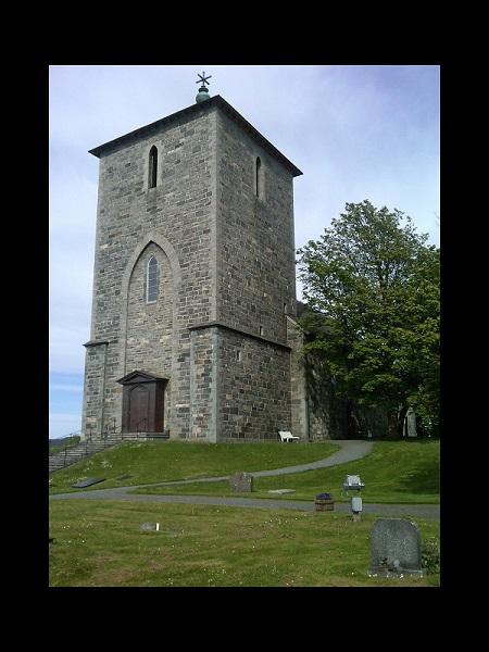June 4, 2010 - Avaldsnes Church