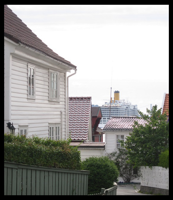 July 2, 2014 - Sandviken, Bergen, Norway