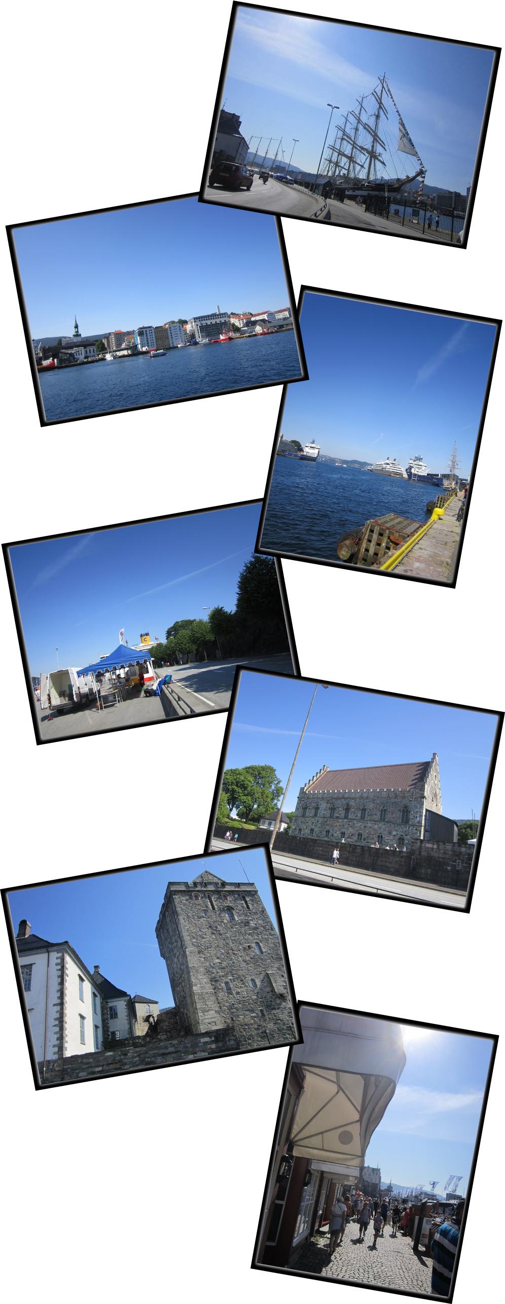 July 24, 2014 - Tall Ships Races 2104 in Bergen
