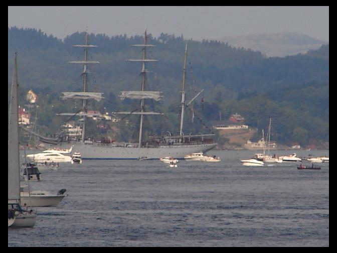 """July 27, 2014 - Tall Ships """"Parade of Sails"""""""