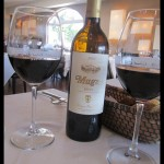 August 9, 2014 - Spanish food at La Sala Restaurant, Puerto Banus