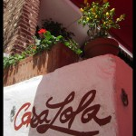August 12, 2014 - Spanish food at CasaLola, Marbella