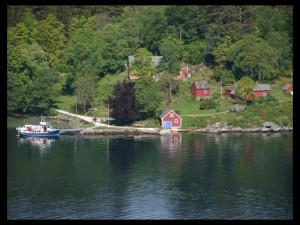 May 2014 - Ole Bull's Lysøen shuttle