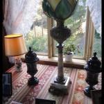 September 14, 2014 - inside Ole Bull's villa