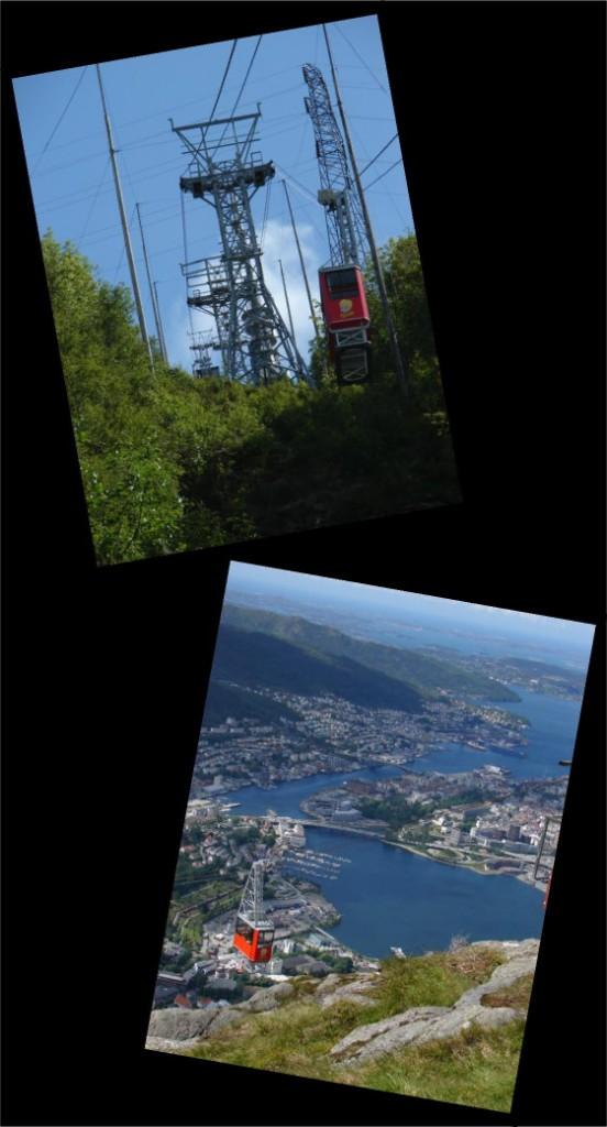 June 4, 2009 - archive perspectives of Ulriken