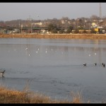December 12, 2104 - walk beside the Des Moines River