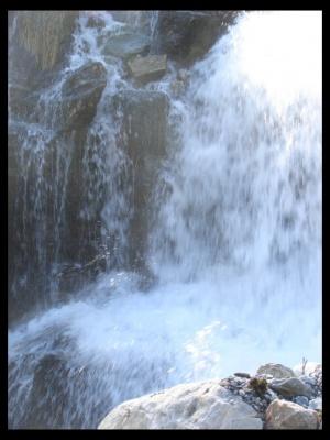 William West - waterfalls