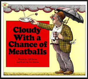 Cloudy With a Chance of Meatballs!